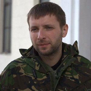 Сотник Майдана Владимир Парасюк.