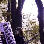 Девушки OTTA-orchestra и многие другие! Музыка в парке и весёлые истории.