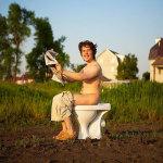 ТУАЛЕТ — индикатор перемен в нашей жизни. Хочешь жить в другой стране? Начни с туалета!