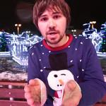 Вася Обломов — Письмо Санта Клаусу. Видео клип. Текст песни.