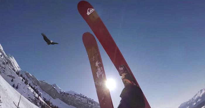 Горные лыжи, фристайл, скорость!!!