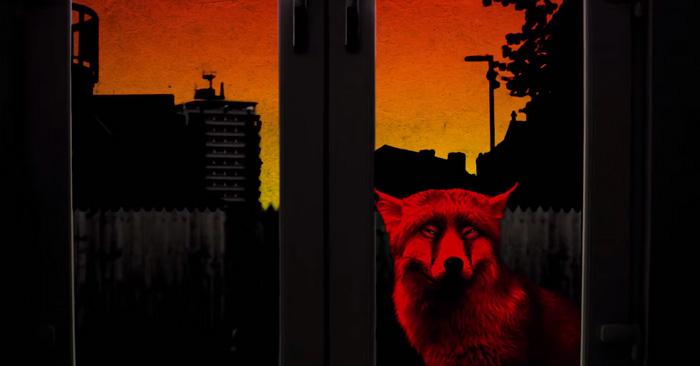 The Prodigy - Nasty. Клип - мультфильм про хитрого и противного лиса, который хотел пробраться в дом и превратил людей в оборотней.