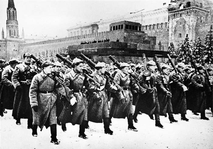 70-летие Великой Победы. Как празднуют победу за рубежом.