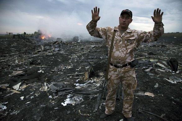 Сенсация, связанная с прошлогодним крушением Боинга777 над Донецком