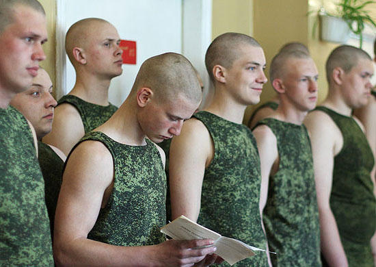 служба в армии до 27 термобельем