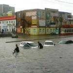 Наводнение в Курске: город под водой СМОТРЕТЬ ВИДЕО