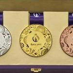 Медальный зачет на Европейских играх 23 июня