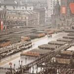 Сегодня 70 лет со дня легендарного парада Победы  СМОТРЕТЬ ВИДЕО