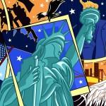 4 июля День рождения Америки СМОТРЕТЬ ВИДЕО