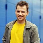 Андрей Гайдулян, звезда сериала «Универ» — Саша, в онкоцентре