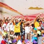 «Орленок, орленок, взлети выше солнца!»- день рождения лагеря  ВИДЕО