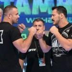Бой — Забит Самедов : Джевад Потурак — закончился победой Самедова ВИДЕО
