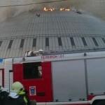 Причины пожара в гостинице AZIMUT Moscow Olympic Hotel СМОТРЕТЬ ВИДЕО