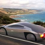 «Вечный как солнце»: в Австалии выпускают солнечный автомобиль ФОТО