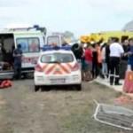 Трагедия на Мальте: ПОРШ протаранил 26 зрителей ВИДЕО ФОТО