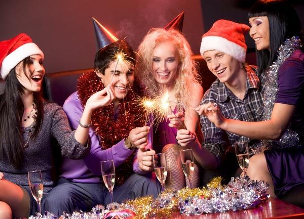 Взрослый конкурс на новый год
