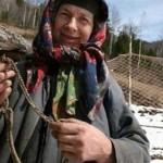 Таежная отшельница Агафья Лыкова помещена в больницу Кемерово