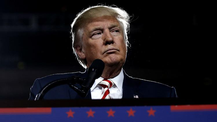 Трамп сам выгнал себя с гонки лидеров