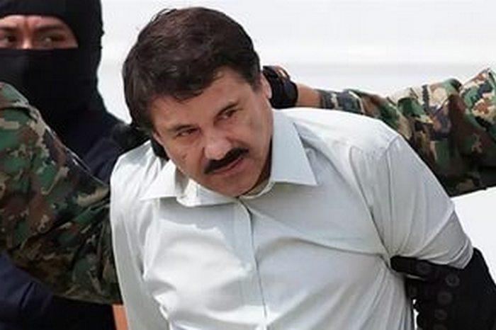 Эль Чапо Гусман был схвачен властями