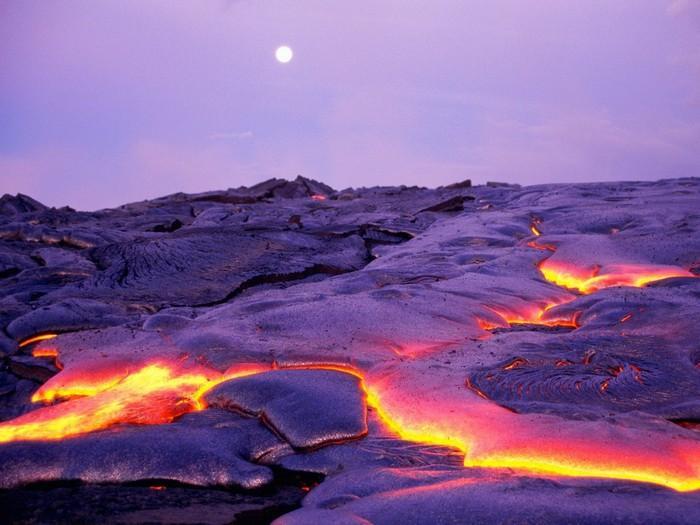 Парк Гавайских вулканов