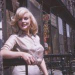 Фотографии беременной Мэрилин Монро появились в Сети ФОТО