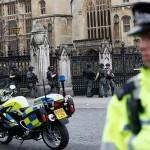 Первые моменты после нападения террориста в Лондоне ВИДЕО 18+