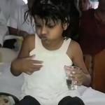 Девочка – маугли была найдена в джунглях Индии  ВИДЕО